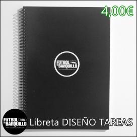 LIBRETA DISEÑO TAREAS FdB