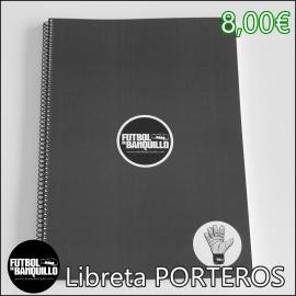 LIBRETA PORTEROS FdB