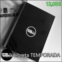 LIBRETA TEMPORADA FdB1